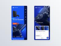 PS4™ Pro app