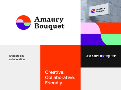 Amaury Bouquet | Logo