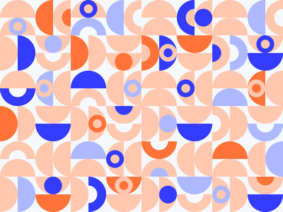 Geometric Pattern 2 illustrator pattern geometric geometry ux ui logo illustration vector branding mark photoshop design logo design