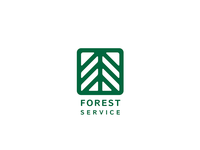 🌲 Forest Service | Logo 🌲