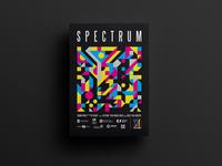 🎨 Spectrum poster 🎨