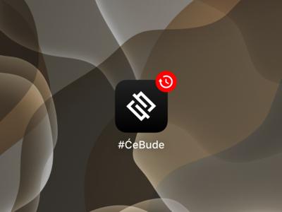 Neopix / #ĆeBude app icon