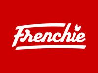 Frenchie Logotype Design