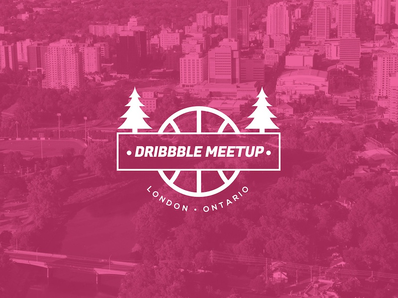 London, Ontario Dribbble Meetup 2017