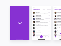 Smiley - Chat App Concept