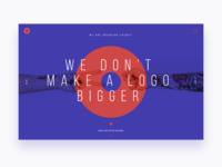 Branding Agency Concept