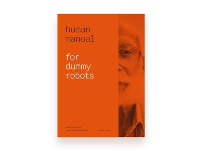 Human Manual - Book Cover