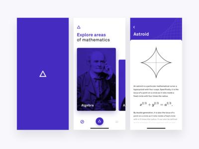 Delta - Math App UI - Part 1/2