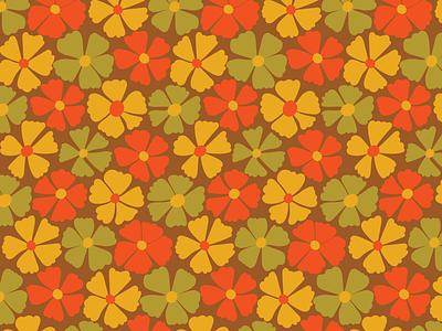 Grandma Wallpaper repeat pattern