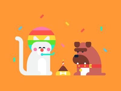 Go, shorty It's yo birthday