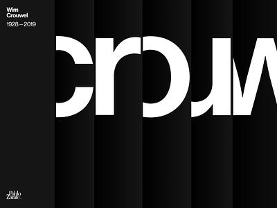 Wim Crouwel helvetica grid graphicdesign designer