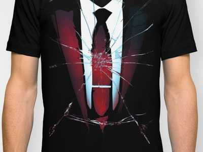 KEEP THE STYLE (T-Shirts & Hoodies) cloth tshirts hoodies art type design suit glass red blue
