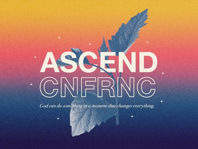 Ascend Conference - Conference Design branding conference logo conference design adobe illustrator texture concept art graphicdesign concept design typography photoshop adobe photoshop