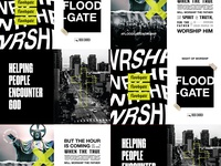 Floodgate Posters