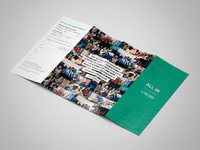 All In Giving Brochure