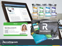 Recruiting.com - Employee Brand Swag