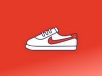 Nike Cortez shoe