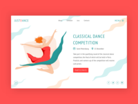 Classical Dance Competition Concept
