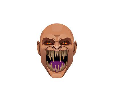 Mortal Kombat - Baraka vectorart characterdesign artwork gradient fight mortalkombat art fanart game hero illustrator vector character design illustration