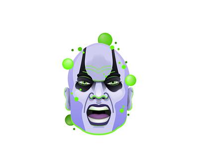 Mortal Kombat - Quan Chi mortalkombat fanart hero game illustrator art vector character design illustration