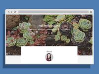 Website - Personal Portfolio