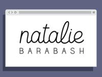 Logo Typeface - Natalie
