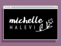 Logo Typeface - Michelle