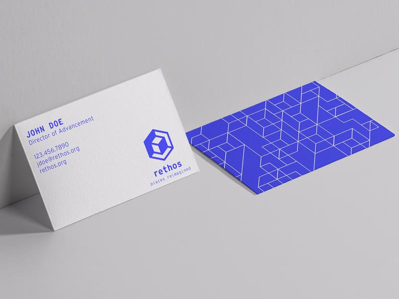 rethos identity architecture identity branding