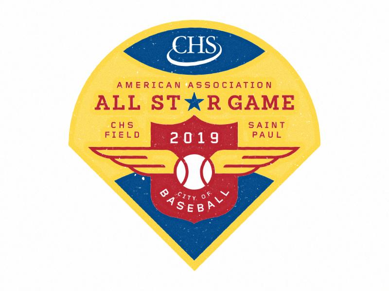All Star Game Identity minnesota st paul baseball identity