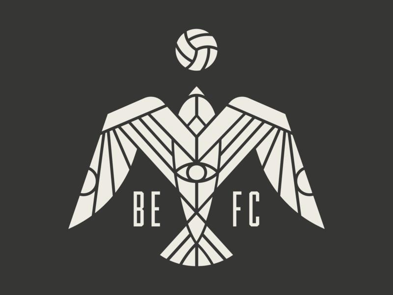 BEFC logo soccer