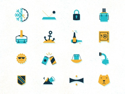 Cooler Icons