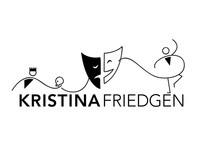 Logo Design for Kristina Friedgen: Acting Coach