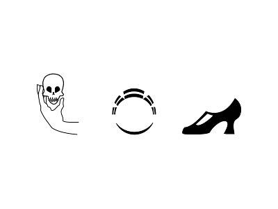 Icon Concepts for Acting Coach/Choreographer Logo acting coach actor theatre logo design logo