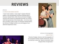 Kristina Friedgen Reviews