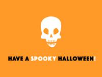 Spooky, Scary (Skeleton)