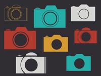 Camera Icon Explorations
