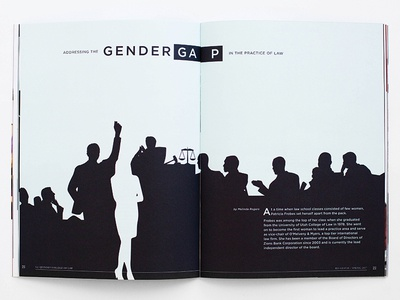 Addressing the Gender Gap in the Practice of Law