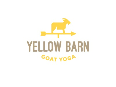 Yellow Barn Goat Yoga