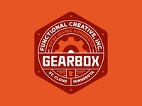 Gearbox Badge
