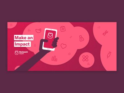 Make An Impact - Backpack Health & The Marfan Foundation