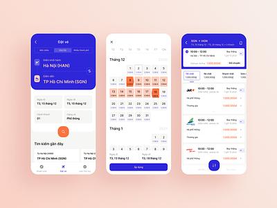 Ticket Booking App booking online ui design travel ticket flight ticket