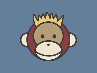 Schweetheart illustration orangutan vector monkey