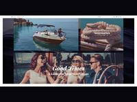 Vintage Web Design 2 - Boat Cover Supply