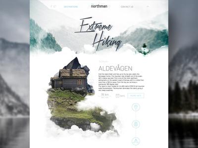the northman / Extreme Hiking