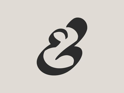 Ampersand adobe draw ipad pro hand-lettering ampersand