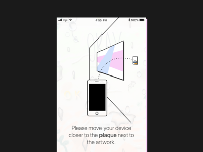 Out of Range failure state ios11 ios app design product design ux ui illustration empty state