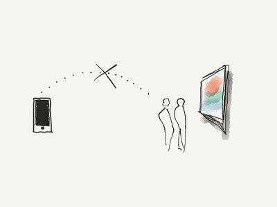 Out of Range - Concept Sketch apple pencil sketch concept concept sketch visual notes ipad pro paper by 53 paper