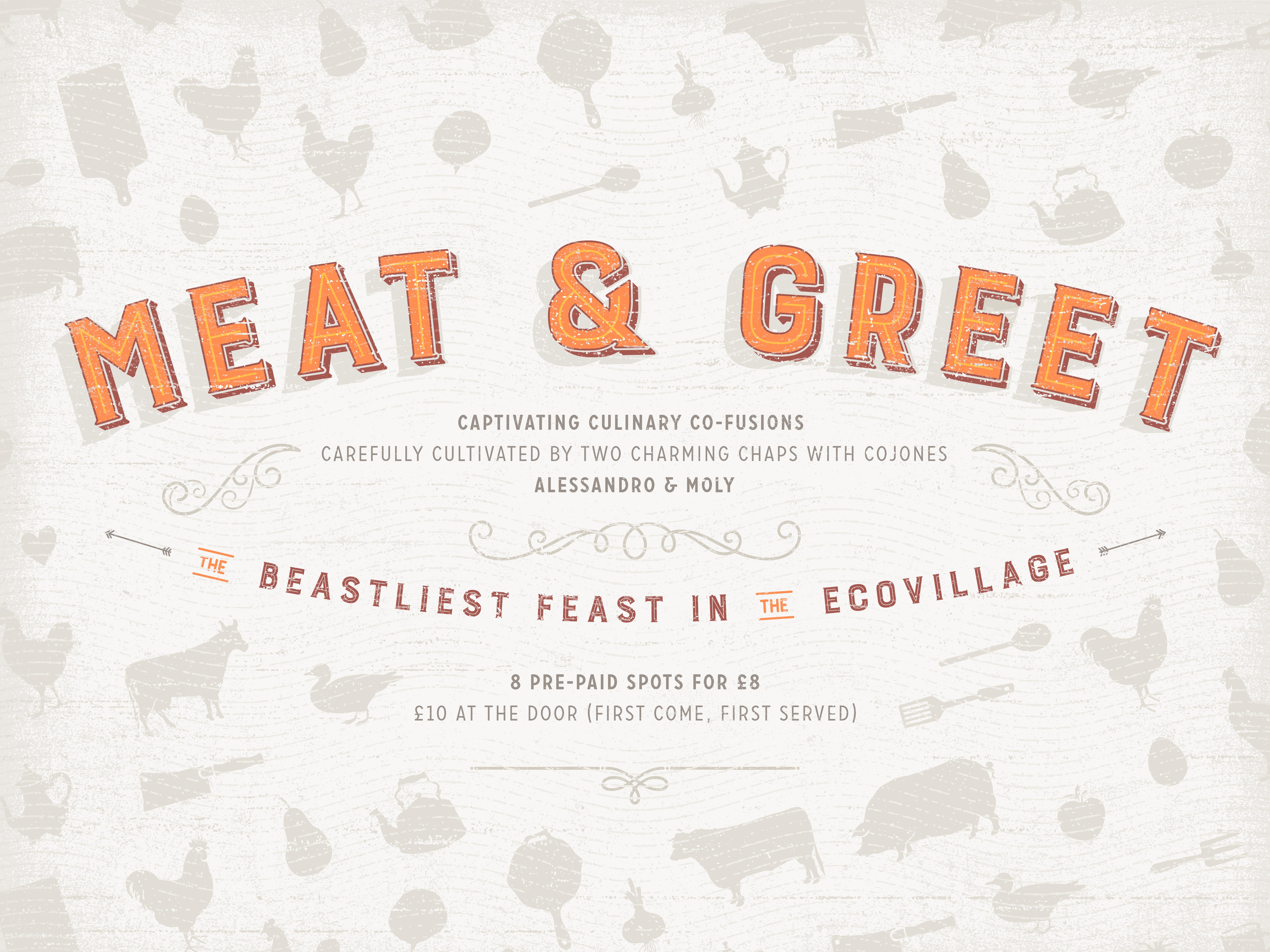 Meat   greet v3