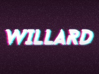 Willard branding 2018