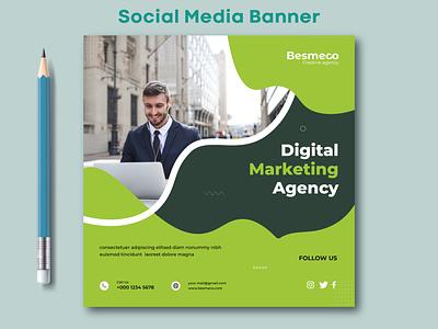 Social Media Banner ads design web banner social media banner social media post design marketing banner instagram banner facebook banner social media post